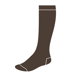 Long sock vector