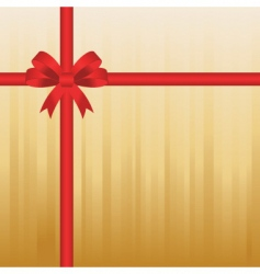 gift wrap vector image
