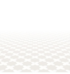 Abstract background with perspective vector image