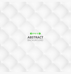 abstract of soft white sofa background vector image