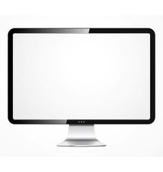 Detailed computer display vector