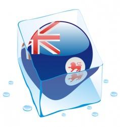 Tasmania flag vector image
