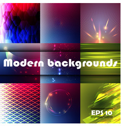 abstract space background connection structure vector image