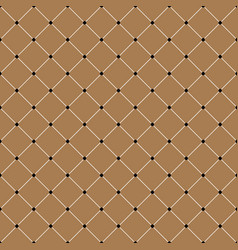 Vintage cross lines pattern or background vector