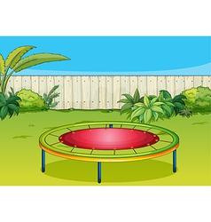 A trampoline vector