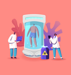 Cryonics technology cryoconservation scientific vector