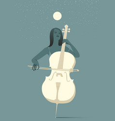 musicians-02 vector image