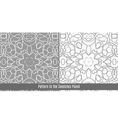 Arab tiles seamless pattern vector image vector image
