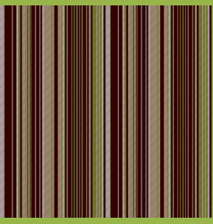 Green brown venge striped seamless background vector