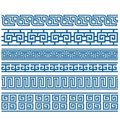 Stylish border vector