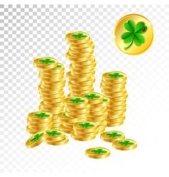 Good luck money vector