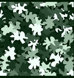 Seamless digital tundra spot camo texture vector