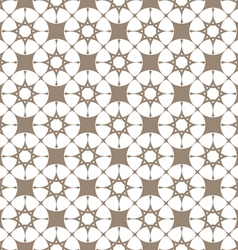 Abstract beige seamless pattern with stylized vector