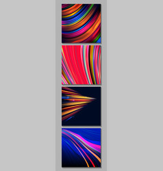 abstract geometrical template background for vector image