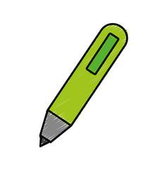 pen icon image vector image