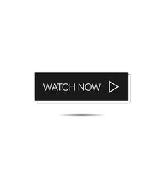 Shop now button template vector