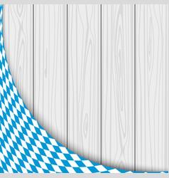 Texture of the bavarian flag vector