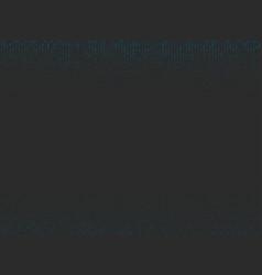 abstract matrix digital dark background vector image