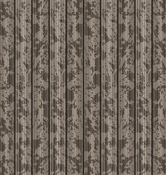 Brown wooden texture grunge texture vector image
