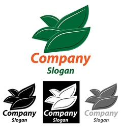Company Logo Green vector