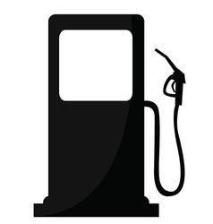 Fuel pump icon vector
