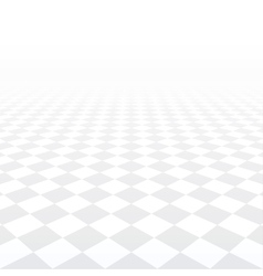 Perspective tiled floor vector