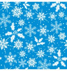 snow wallpaper vector image