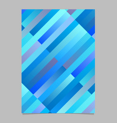 Abstract gradient geometrical diagonal rectangle vector