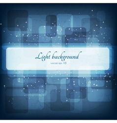 Abstract magic lights background Good template for vector image