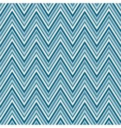 Zig-zag chevron background Seamless pattern vector image vector image