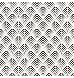 abstract cone seamless pattern vector image