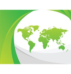 Geographical design vector