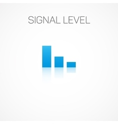 Signal level vector