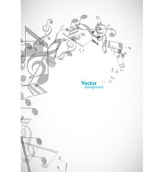 Abstract backgrounds with grey tunes - vertical vector image vector image