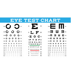 Eye Test Chart Vector Images (over 560)