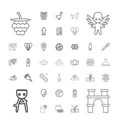 37 logo icons vector