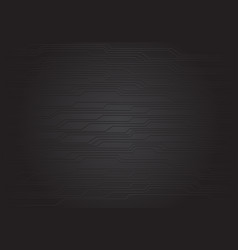 abstract black circuit pattern background texture vector image