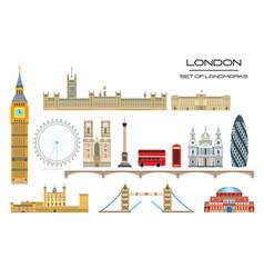 London skyline 1 vector