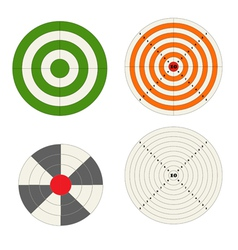 Target collection vector