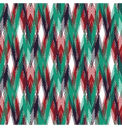 snake skin ornament vector image vector image