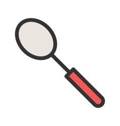 Spoon vector