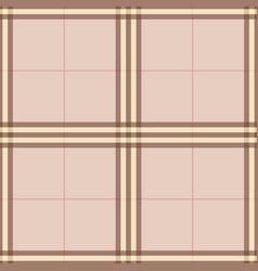 tartan royal stewart plaid seamless texture vector image