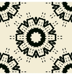 Endless abstract wallpaper design vector image