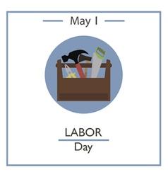 Labor day vector
