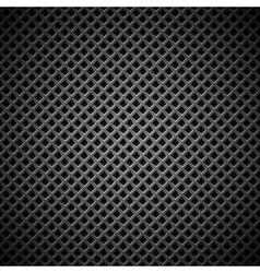 Carbon Mesh Texture vector image