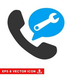 Phone Service Message Eps Icon vector