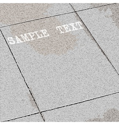 Background tiles ground vector