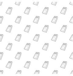 Box matches pattern seamless vector