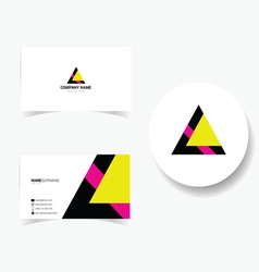 Business card creative vector