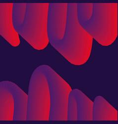 Fluid shaped design vector
